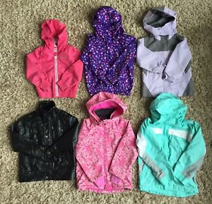 Girls Light Fall Jackets