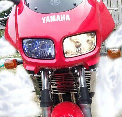 <em>YAMAHA</em> FZS600 FAZER 1998 2002 BOXEYE TWIN DUAL LIGHT MOD HEADLIGHT WIR