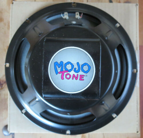 "Mojotone MP10R Alnico 10"" Speakers. New!"