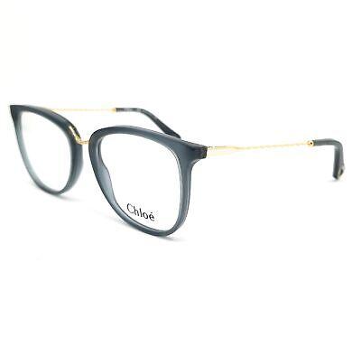 CHLOE Eyeglasses CE2731 416 Petrol Tea Cup Women 53x18x140