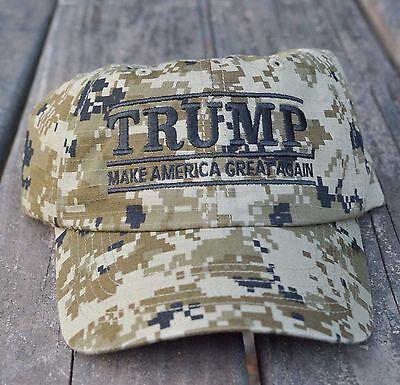 Make America Great Again - Donald Trump Hat Republican 2020- Digital Camo Cap