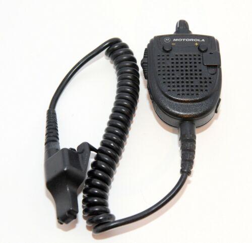Motorola Commander RMN5021 Speaker Mic Shoulder Mic For XTS5000 XTS3000 Radio