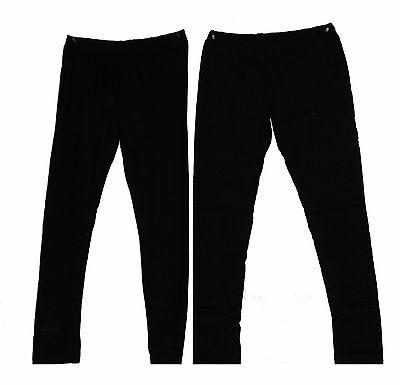 2 Stück PEANUTS Schlafanzughose Pyjama Hose Leggings Schwarz Neu OVP