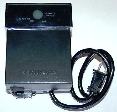 Brinkmann 38 Watt Outdoor Low Voltage Lighting Transformer w Photocell dusk/dawn