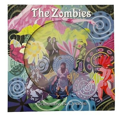 The Zombies - Odessey & Oracle (180g Picture Disc Vinyl LP) NEW/SEALED