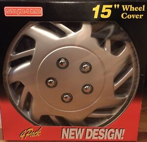 "Tired of those ugly winter Rims? 15"" Wheel Covers"