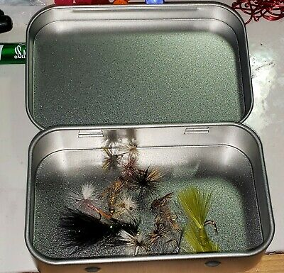 144 Central USA Quality Trout Fly Assortment