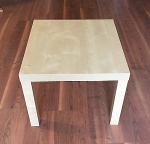 """Ikea LACK Side table (Size 22x22 """") -  Very Good Condition"""