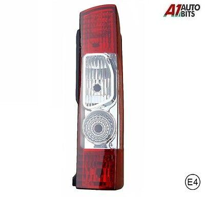 BOXER-DUCATO-RELAY 2002-2006 REAR TAIL LIGHT LAMP PASSENGER SIDE LEFT N//S