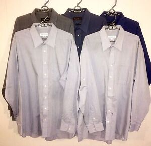 Men's XXL Dress Shirts Lot #44