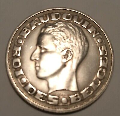 50 Francs Belgique  EXPO1958 FR