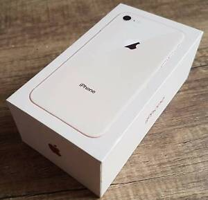 iPhone 8 (brand new) Gold - 64GB