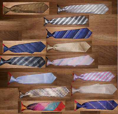 Kinder Krawatten neu/ Polyester   Kinder-krawatten