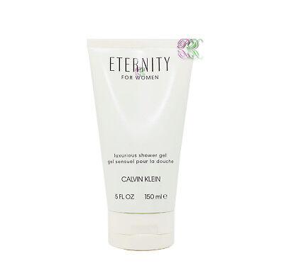 Calvin Klein Eternity For Women Luxurious Shower Gel 150ml Women New - Eternity For Women Shower Gel