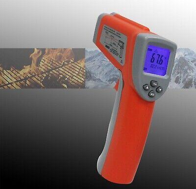 Temp Meter Temperature Gun Non-contact Digital Laser Infrared Thermometer New
