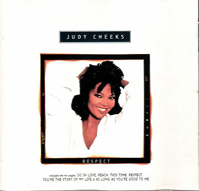 Judy Cheeks   Respect  1995  Cd