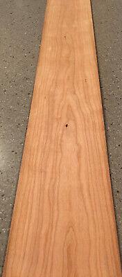 Cherry Wood Veneer 8 Sheets 39 X 6 13 Sq Ft.