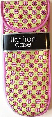 Flat Iron & Fraction Styling Case ~ Sheffield Home Designer Style ~ New ~