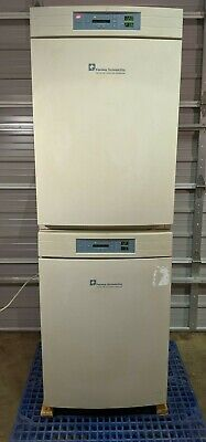 Forma Scientific 3110 Dual Double Stacked Water Jacketed Co2 Incubator