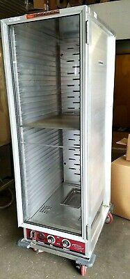 2-winholt Mobile Heater Proofer Cabinet Warming Box Npl1836 Calc Tested Works