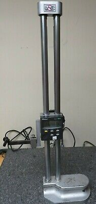 Mitutoyo - Model 192-631 - 0-180-450mm Dual Column Height Gage - Nx25