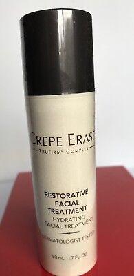 Crepe Erase  Restorative Facial Treatment Sealed New1 7Oz Not 0 5Oz