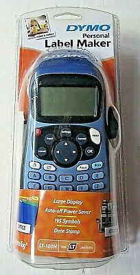 Dymo Letratag 100h Handheld Label Maker New