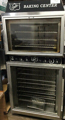 Used Duke Model Ahpo-618 Proofer Convection Oven 208v Subway Bread Bakery