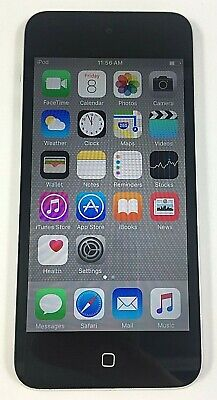 Apple iPod touch 5th Gen. Silver/Black (16 GB) Nice Condition 90 DAY WARRANTY