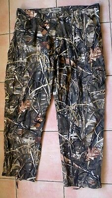 6154b351e246a Russell Outdoors Men's Camo Hunting Pants Size XL
