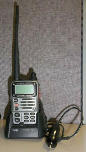Standard Horizon Submersible HX471S Handheld VHF Radio