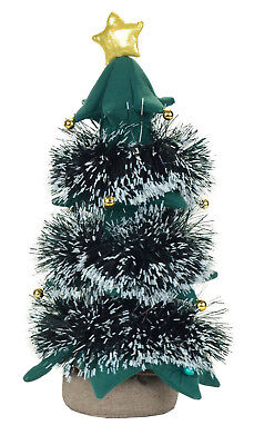 """Dept 56 Animated Christmas Tree LED Lighted Growing Musical 14"""" to 21"""" NEW NWT"""