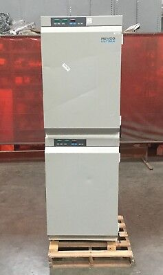 Revco Ultima Rco3000d-7-abb Water-jacketed Co2 Incubator Double Stacked 120v