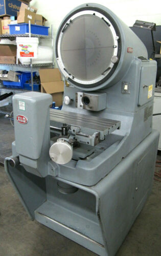 "EXCELLO 14"" Optical Comparator EX-CELL-O Profile Projector 14-808"