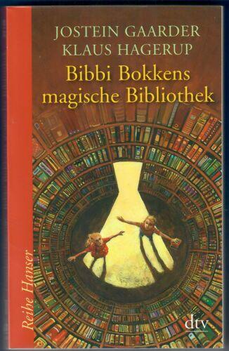 Bibbi Bokkens magische Bibliothek (Klaus Hagerup & Jostein Gaarder, Taschenbuch)