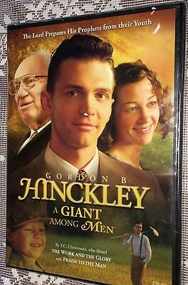 Gordon B. Hinckley: A Giant Among Men (DVD,