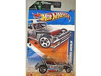 2011 Hot Wheels #137 HW Performance 7//10 AMC GREASED GREMLIN Gray Variant w//5 Sp