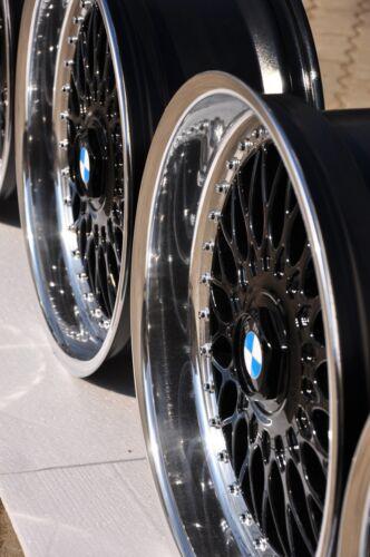 Bmw Bbs 17 #5 Oem Wheels E39 E46 E36 E31 E28 M5 E30 M3 M6 E24 E23 E9 E34 Style 5