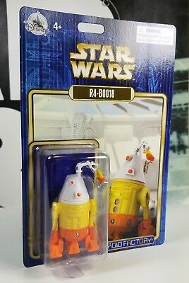 Star Wars 2018 R4-BOO18 DROID Halloween Droid Factory Disney Theme Parks 3.75 - Halloween Theme 4