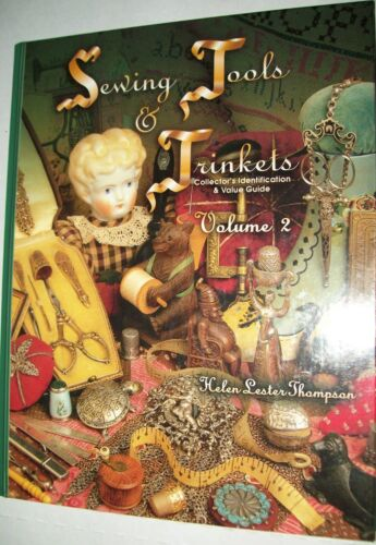 VINTAGE SEWING TOOLS PRICE GUIDE COLLECTOR