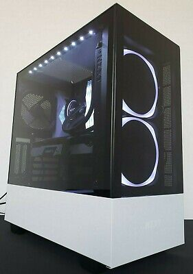 KRAKEN ELITE Gaming PC Intel i7 10700k GTX 1650 SUPER 32GB 2TB 512GB Desktop W16
