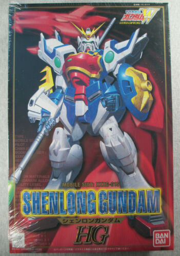 Shenlong Gundam  #047366 - HG 1/100 Scale Model Kit - Bandai  Gundam Wing