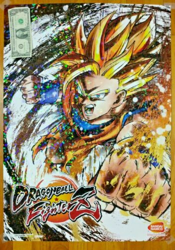 Dragon Ball Fighterz Poster - Large 20 x 27.5