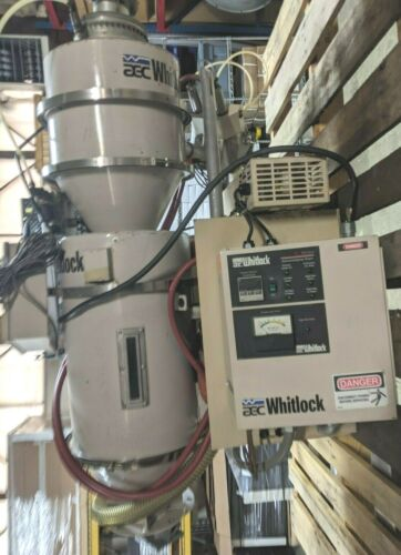AEC WHITLOCK AUTO LOADER WITH WD SERIES DEHUMIDIFING DRYER