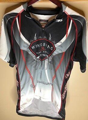 Primal Wear  Men Cycling Jersey Bike Gear Shirt size xl