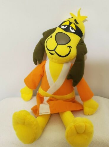 "Toy Factory Hanna-Barbera Hong Kong Phooey 15"" Plush Toy"