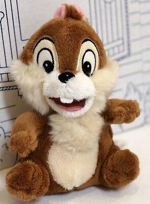 Disney Chip & Dale's Chip Rescue Ranger Stuffed Animal Plush Doll Toy Chipmunk