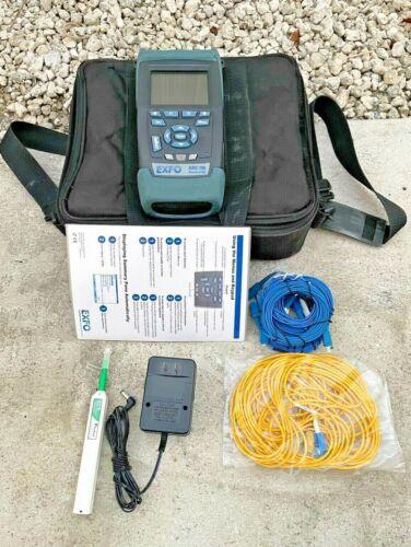 EXFO AXS-100 Access SM Fiber OTDR AXS-100-023B-EI-PM2X-VFL AXS 100