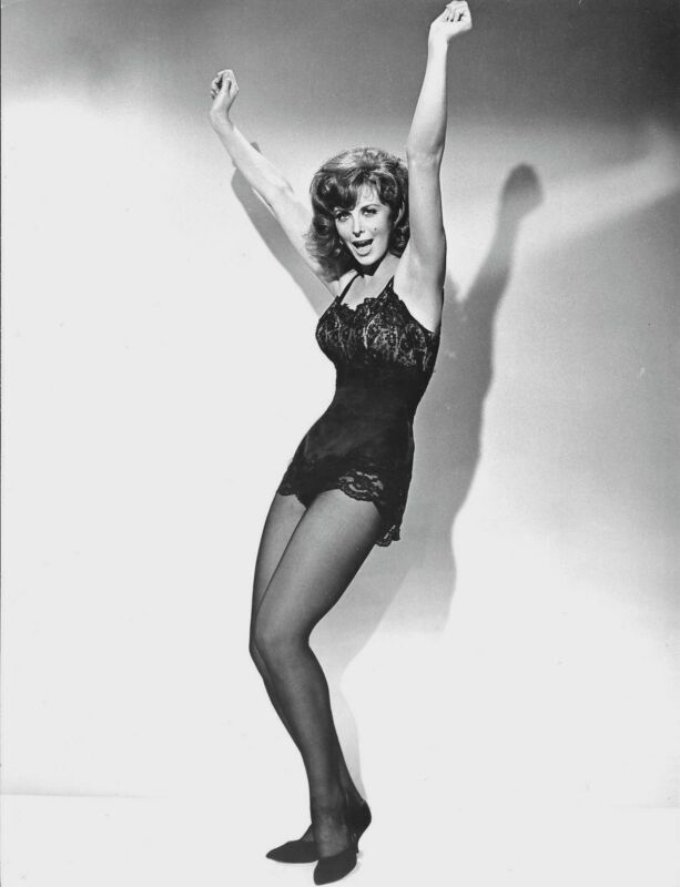 Tina Louise Happy Dancing 8x10 Picture Celebrity Print