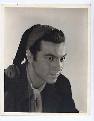 Изображение товара MGM 1950 THE TOAST OF NEW ORLEANS Original 8x10 MARIO LANZA Portrait DBW!